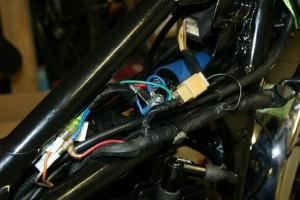 Yamaha RD 400 coil